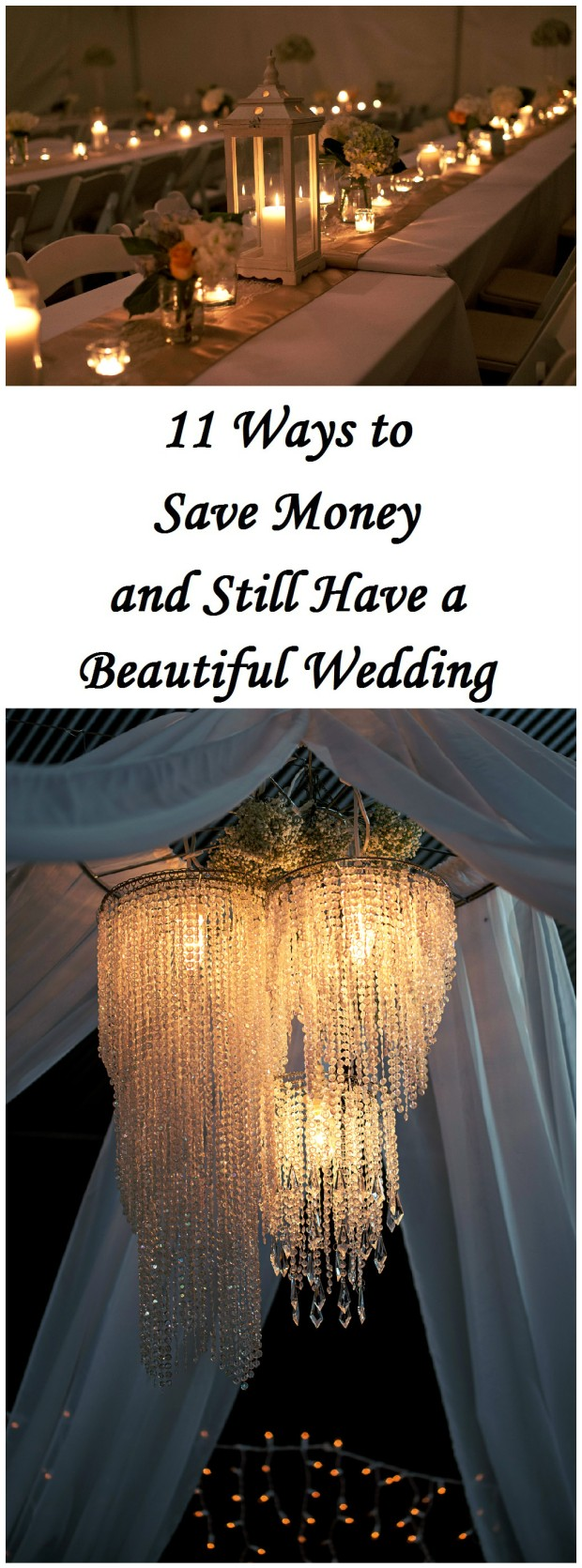 11 Ways to Save Money and Still Have a Beautiful Wedding