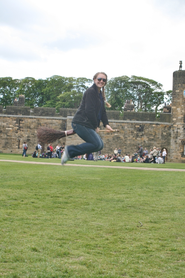 Alnwick Castle Harry Potter