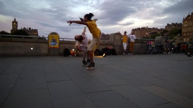 Festival Street Performers